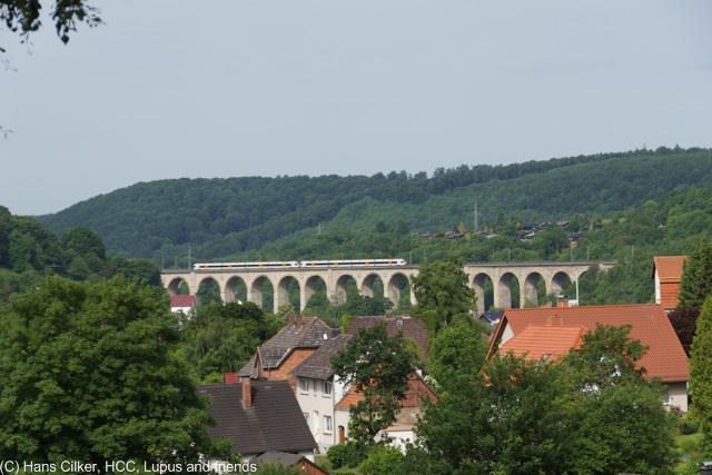 von Altenbeken nach Merlsheim