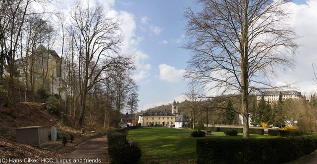 von Ehrenbreitstein nach Schloss Sayn