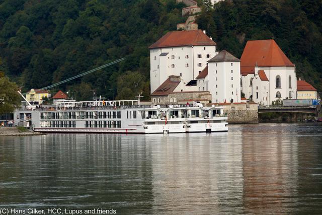 erst nach Passau, dann rauf zum Dreisessel