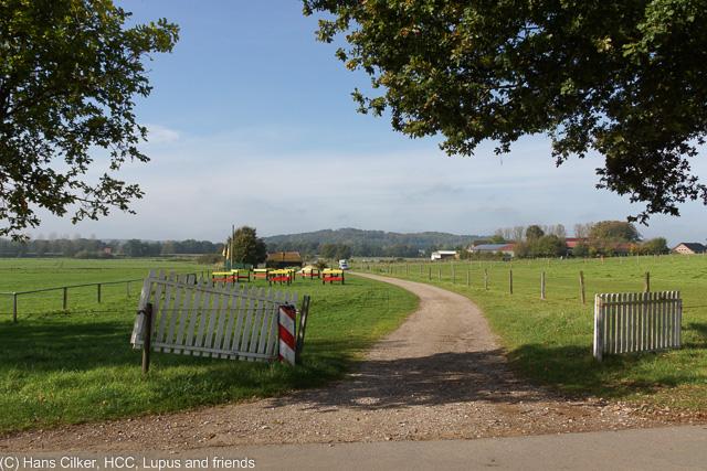 vom Habichtswald nach Holzhausen
