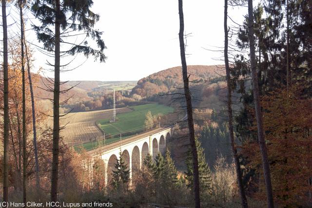 eigentlich der Paderborner Höhenweg
