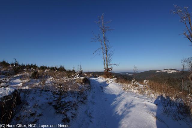 von Brilon Wald nach Willingen und zum Richtplatz