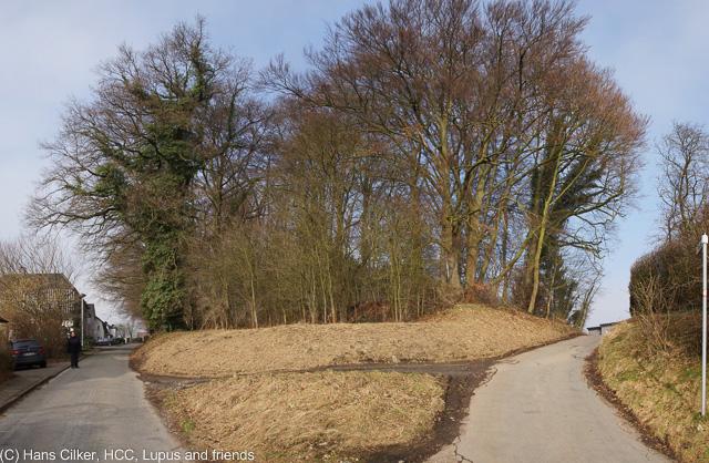 vom Waldgasthof Bergfrieden bis nach Halle