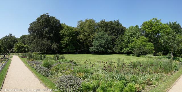 Echt schön gemacht, langsam wird der Stadtpark immer besser und heute ist Entenrennen, da ist mächtig was los.