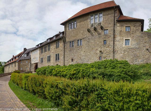 von Dörentrup zur Burg Sternberg