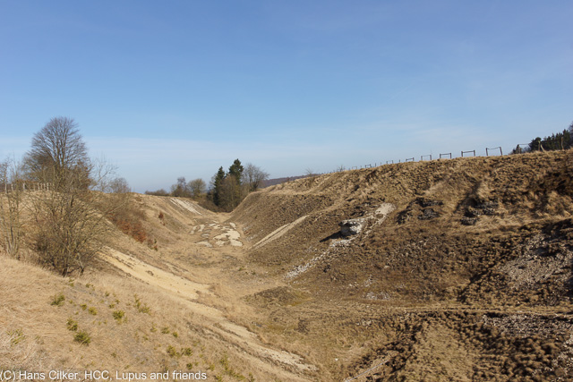 von Oesdorf nach Rothers Eiche