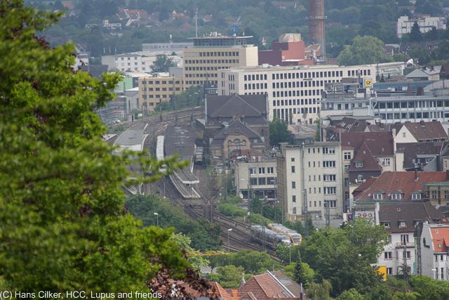 von Kirchdornberg nach Bielefeld