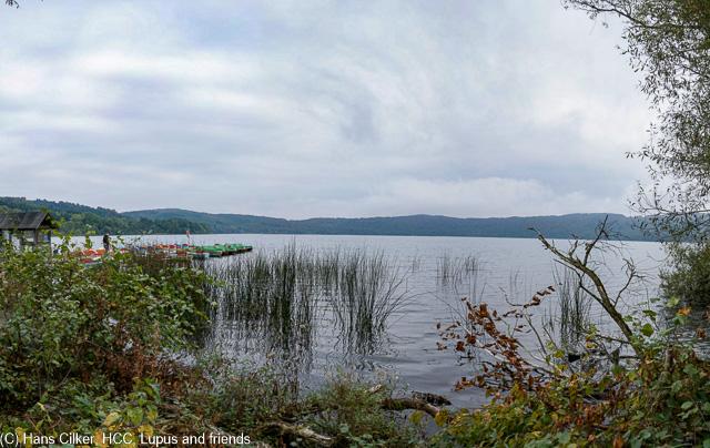 Das Kloster ist ech ne show und die Kunstwerke sind spitze, dazu der See.